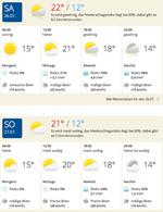 Wettervorhersage Albstadt