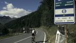 Mike Cotty fährt in den Passo Gavia. Das ist in seinen Augen einer der besten Anstiege.