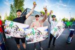 Das Siegertreppchen der Pro-Miniramp-Klasse teilte die britische Reisegruppe unter sich auf: Shawn Gornall (2.), James Jones (1.) und Jack Hobson (3.)