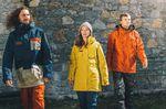 DaKine, left to right: Rampart jacket - 10,000mm/10,000g - £175 | Miner pants - 10,000mm/10,000g - £150 | Linnton jacket – 2L Gore-Tex - £380 | Parkrose pants - 10,000mm/10,000g - £170 | Intruder jacket - 10,000mm/10,000g - £210 | Belleville pants - 10,000mm/10,000g - £170