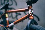 Die zweite Version von Bruno Hoffmanns Signaturerahmen bei Federal Bikes kommt im sicken Burnt Orange Colorway und neu auch mit Kettenspannern