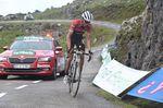 Contador wie die Radsportfans in kennen und lieben: Er kam, sah, griff and und fuhr im Alleingang zum Sieg (Foto: Sirotti)