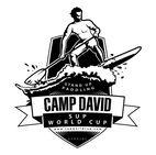 Camp David SUP World Cup Hamburg - Official Logo