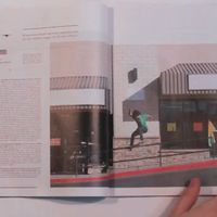 Monster Skateboard Magazine #342
