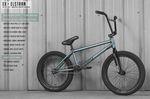 Sunday Bikes EX Erik Elstran Signature BMX Rad für Fortgeschrittene