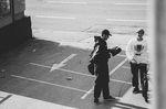 David Schaller war diesmal zwar ausnahmsweise als Autor und nicht als Filmer mit an Bord, half aber natürlich gerne hinter der Kamera aus, wenn mal Not im Mann war