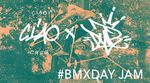 Anlässlich von #bmxday veranstalten die Ciao Crew und Dub BMX am 23.7.2016 einen Streetjam in Frankfurt. Hier erfährst du mehr.