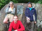 Elly Jorg-Weyde Hiking Mum Daughter Appalachian Trail