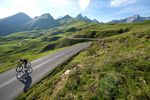 An umwerfenden Aussichten mangelt es in den Pyrenäen beileibe nicht! Foto: Haute Route Pyrenees