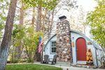 Amazing Mountain Shack Cabin Airbnb Travel Big Bear Lodge 1