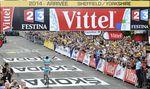 Nibali, Tour de France 2014
