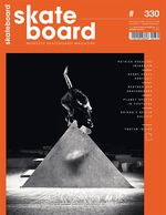 Monster Skateboard Magazine Cover #330