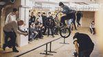 Einmal im Jahr verwandelt sich der Lagerraum des kunstform BMX Shops in Stuttgart in einen Hexenkessel. Willkommen bei der kunstform Stock Session 2017.