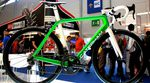 Das Caterham Cycling Duo Cali Limited Edition auf der Eurobike 2014.