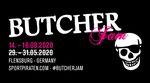 Aufgrund der Corono-Krise findet der diesjährige Butcher Jam nicht wie gewohnt über Pfingsten, sondern stattdessem vom 14.-16. August 2020 statt.