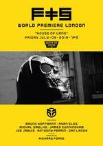 Die Weltpremiere der FTS-DVD von Federal Bikes findet am 5. Juli 2019 im House of VANS London statt