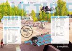 So sieht der Zeitplan für den Butcher Jam 2019 im Schlachthof Skate und BMX Park Flensburg aus