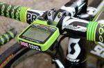 An Adam Yates Bike finden wir einen Powermeter von SRM - wie bei den meisten Profi-Fahrern.