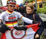 Andre Greipel (Lotto Soudal) hat seine Teilnahme bei der Deutschland Tour 2018 bestätigt. (Foto: Sirotti)