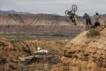 Kyle Strait competes at Red Bull Rampage in Virgin, Utah, USA on 14 October, 2016; Foto: Garth Milan/Red Bull Content Pool