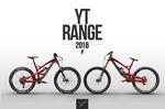 YT Industries launcht Bike Range 2016 - Neues Jahr, neue Bikes, Neuer Look