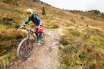 Marcus Klausmann - fährt Enduro mit jeder Menge Downhillerfahrung als Backup! © Axel Brunst