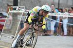 Wie zu erwarten war bestach der australische Meister im Einzelzeitfahren mit seiner starken Leistung auf der 8 Kilometer Strecke in Malaga. (Foto: Sirotti)