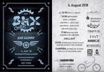 """Der """"Gib Gummi""""-Contest in Plauen ist Sachsens größtes Outdoor-BMX-Event. Am 4. August 2018 feiert die Veranstaltung im area241-Park ihren 10. Geburtstag."""
