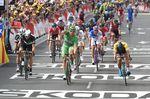 Marcel Kittel gewann fünf Etappen bei der diesjährigen Tour de France. (Foto: Sirotti)