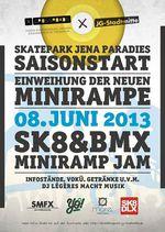 Skatepark-Jena-Paradies-Minirampe-Jam