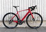 Das Simplon Kiaro Disc in der neuen 2019er-Version. Im Test verraten wir, wie sich das Endurancebike made in Austira schlägt. Foto: Arian Schlichenmayer