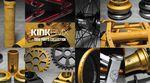 Bei Kink Bike Co. startet man mit einer neuen Produktpalette in den Frühling. Das komplette Programm kannst du dir hier genauer angucken.