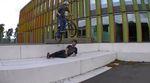 Louis Trieb ist mit 13 Jahren der jüngste Fahrer aller Zeiten im Team des Schickeria BMX-Shops und Mailorders aus Ulm. Hier ist sein Welcome-Edit.