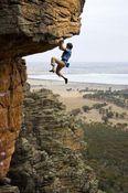 Scary Climbing Vertigo