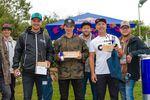 Die Gewinner der Pro-Klasse des Woodstone-Contests 2018 im Skatepark Wendelstein