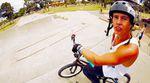 Andrew Ahumada Flair Frontflip Bang