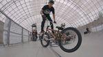 Was für ein Bummer! Aufgrund einer Schulterverletzung fällt 2020 für den kunstform- und Mankind-Teamfahrer Ricky Felchner BMX-technisch leider komplett aus.