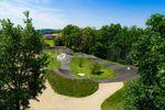 Der neue Pumptrack in Litzendorf (Bayern) ist 1.000 qm groß und in Zusammenarbeit mit dem RadQuartier entworfen und verwirklicht