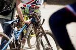 Downhill Mountainbike kaputt