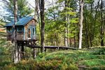 Amazing Mountain Shack Cabin Airbnb Travel Treehouse USA 3