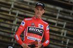 Er überquerte als erster die Ziellinie der Siegermannschaft und ist somit der Führer in der Gesamtwertung: Rohan Dennis (Foto: Sirotti)