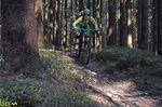 Mit dem SCOTT Genius LT 710 im Trailcenter Rabenberg ©Sascha Bamberg