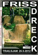 Friss Dreck Jam 2012 Flyer