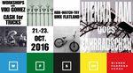 Der diesjährige Vienna Flatland Jam findet vom 21. bis 23. Oktober 2016 im Rahmen der Wiener Fahrradschau statt. Hier erfährst du mehr.