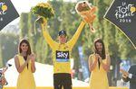 Chris Froome hat dieses Jahr zum dritten Mal die Tour de France gewonnen. Mitentscheidend für seinen Triumph ist auch ein optimierter Ernährungsplan. Foto: Sirotti