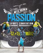 Vom 12.-13. März 2016 findet in Bremen wieder die Passion Sports Convention statt