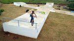 Max Gaertig Barspin Sprocket Stall Skatepark Mauritius