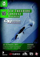 Eco Freeride Contest