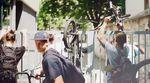 """Während den zweijährigen Dreharbeiten zu """"Champagne"""" hat das Team von Kink BMX unter anderem in Deutschland und Madrid vorbeigeschaut."""