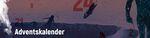 Banner mit schönem Adventsbild mit Verlinkung zum Adventskalender